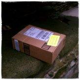 It's a package!