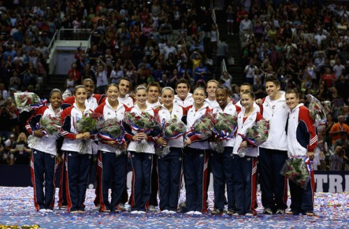 USA Gymnastics Team, Women and Men