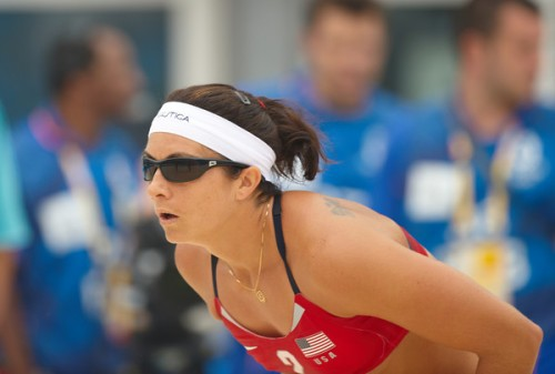 Misty May-Treanor, Woman Beach Volleyball champ