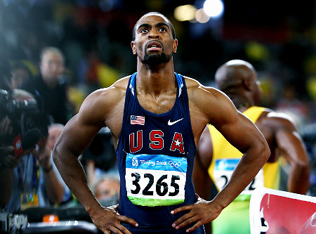 Tyson Gay, America's fastest man