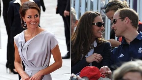 Watching Will and Kate - and Harry - cheering on the games