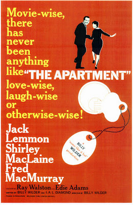 the apartment movie poster 1