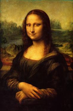 ORIGINAL: 'Mona Lisa' - Leonardo da Vinci, 1503-1505/1507