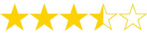 3-and-half-Star-Rating