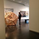 'Icosahedral Body' by Hayv Kahraman
