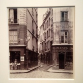 'Rue des Lavandieres', 1868 by Charles Marville
