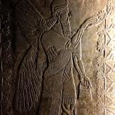 Winged Genie Fertilizing a Date Tree, 884-860 B.C.E.