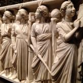 Roman Sarcophagus, 240-260 C.E.