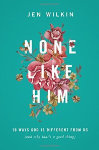 None-Like-Him-Book